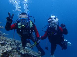 石垣島でのんびりダイビング「令和ファーストダイブ」ヒートハートクラブ