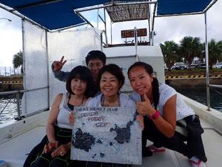 石垣島でのんびりダイビング「リハビリダイビング」