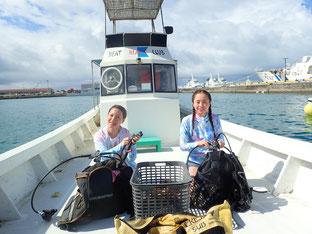 石垣島で初心者ダイビング「まだまだ産卵中」ヒートハートクラブ