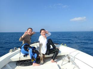 石垣島でのんびりダイビング「この季節がやって来た」ヒートハートクラブ