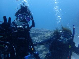 石垣島でのんびりダイビング「初ボートダイブ」ヒートハートクラブ
