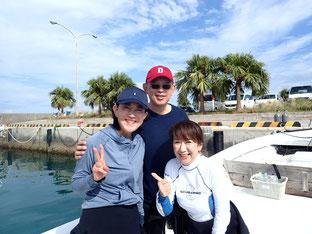 石垣島でのんびりダイビング「マンタ2ダイブ」ヒートハートクラブ