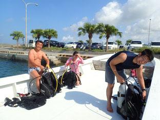 石垣島でのんびりダイビング「THE 珊瑚礁」ヒートハートクラブ