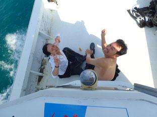 石垣島でのんびりダイビング「ほやほや」ヒートハートクラブ