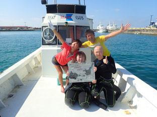 石垣島でのんびりダイビング「この季節が来た!」ヒートハートクラブ