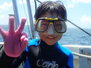 石垣島でのんびりダイビング「夏休み第五弾」ヒートハートクラブ