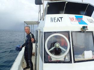 石垣島でのんびりダイビング「台風が来る前に」ヒートハートクラブ