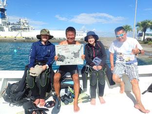 石垣島でのんびりダイビング「癒し系」ヒートハートクラブ