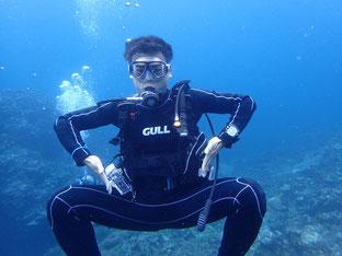 石垣島でのんびりダイビング「2年ぶり」ヒートハートクラブ