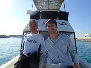 石垣島でのんびりダイビング「まだまだ夏!」ヒートハートクラブ