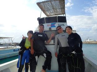 石垣島でのんびりダイビング「24年ぶり」ヒートハートクラブ