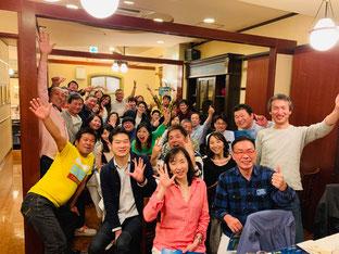 石垣島でのんびりダイビング「HHC東京パーティー2019」ヒートハートクラブ