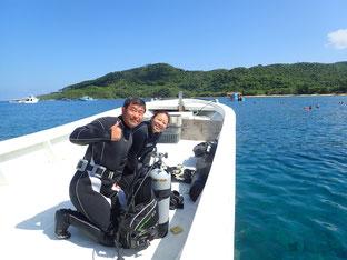 石垣島でのんびりダイビング「昭和時間」ヒートハートクラブ