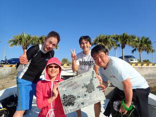 石垣島でのんびりダイビング「快晴」ヒートハートクラブ