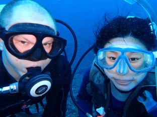 石垣島でのんびりダイビング「ロシアより愛をこめて」ヒートハートクラブ