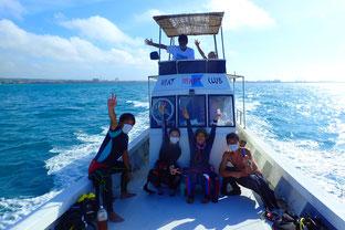 石垣島でのんびりダイビング「奇跡」ヒートハートクラブ