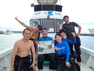 石垣島でのんびりダイビング「パラオより楽しい」ヒートハートクラブ