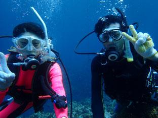 石垣島でのんびりダイビング「連休前の静けさ」ヒートハートクラブ