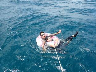 石垣島でのんびりダイビング「アドバンスダイバー講習」ヒートハートクラブ
