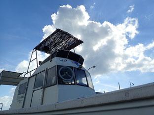 石垣島でのんびりダイビング「船底塗装」ヒートハートクラブ