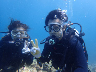 石垣島でのんびりダイビング「体験ダイビング」ヒートハートクラブ