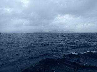 石垣島でのんびりダイビング「嵐が来た」ヒートハートクラブ