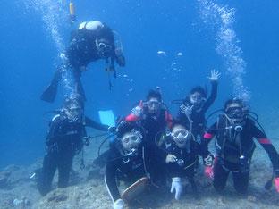 石垣島でのんびりダイビング「水中写真塾」ヒートハートクラブ