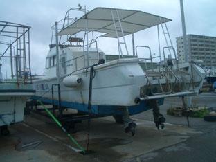 石垣島でのんびりダイビング「台風5号」ヒートハートクラブ