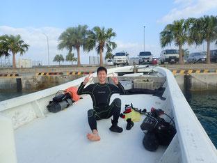 石垣島でのんびりダイビング「フォトツアー」ヒートハートクラブ