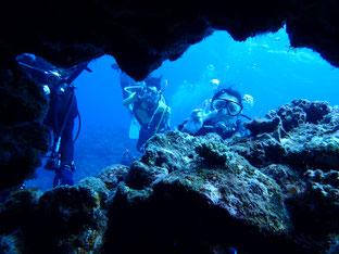石垣島でのんびりダイビング「黒島ブルー」ヒートハートクラブ