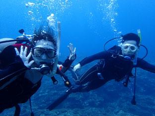 石垣島でのんびりダイビング「10年ぶり」ヒートハートクラブ
