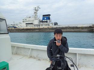 石垣島でのんびりダイビング「真冬のライセンス講習」