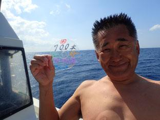 石垣島でのんびりダイビング「㊗700本」ヒートハートクラブ