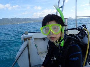 石垣島でのんびりダイビング「到着ダイブ」ヒートハートクラブ