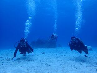 石垣島でのんびりダイビング「寒の戻り」ヒートハートクラブ