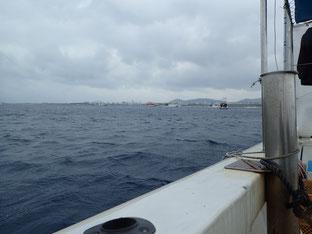 石垣島でのんびりダイビング「波穏やかな東海岸へ」