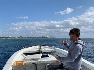 石垣島でのんびりダイビング「春が来た!」ヒートハートクラブ