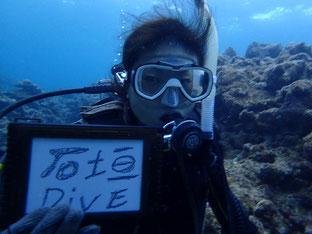 石垣島でのんびり体験ダイビング「緊張の初ダイブ」ヒートハートクラブ