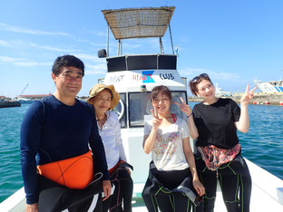石垣島でのんびりダイビング「海の日ダイブ」ヒートハートクラブ