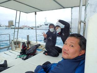 石垣島でのんびりダイビング「潜り納め」ヒートハートクラブ