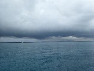 石垣島でのんびりダイビング「熱低発生」ヒートハートクラブ