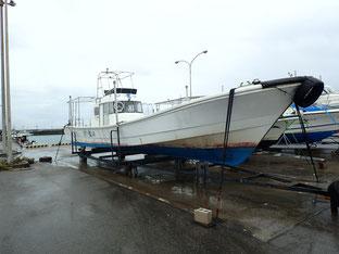 石垣島でのんびりダイビング「台風対策」ヒートハートクラブ