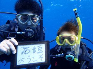 石垣島でのんびりダイビング「四半世紀」ヒートハートクラブ