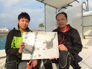 石垣島でのんびりダイビング「リバイバルダイブ」ヒートハートクラブ