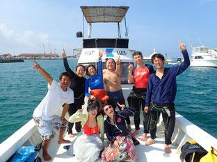 石垣島でのんびりダイビング「写真旅行で」ヒートハートクラブ