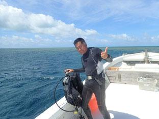 石垣島でのんびりダイビング「移住ダイバー」ヒートハートクラブ