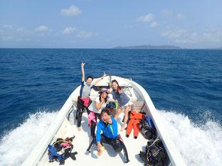 石垣島でのんびりダイビング「サプライズ」ヒートハートクラブ