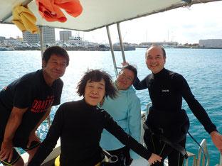 石垣島でのんびりダイビング「専属ガイドで」ヒートハートクラブ