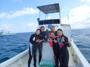 石垣島でのんびりダイビング「魚の山」ヒートハートクラブ