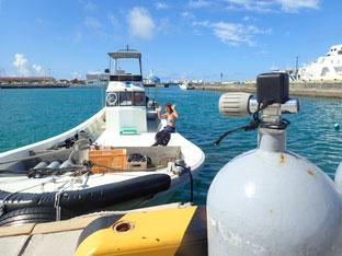 石垣島でのんびりダイビング「台風前に」ヒートハートクラブ
